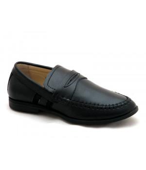 Шкільні туфлі для хлопчика Шалунішка 5815 (32-37р.)