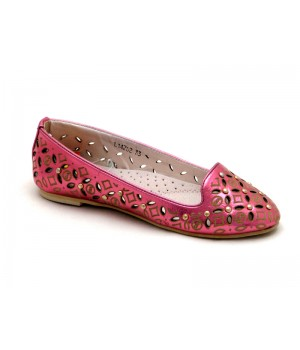 Туфлі літні для дівчинки СкаЗка L14262 Pink (32-37р.)