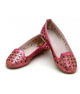 Туфли летние для девочки СкаЗка L14262 Pink (32-37р.)