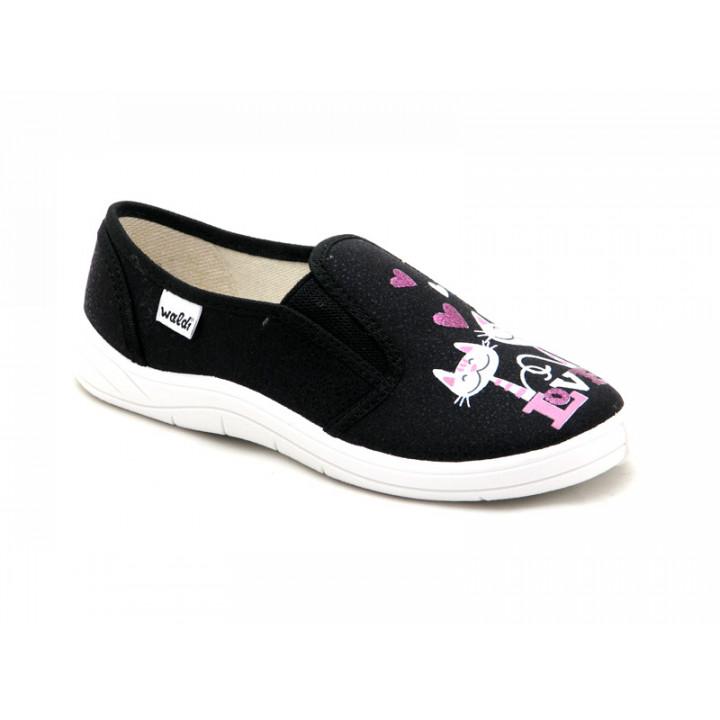 Купити дитячі мокасини для дівчат WALDI 282-740