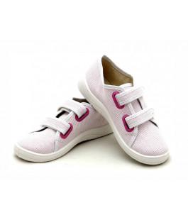 Текстильные кеды для девочек WALDI 319-0 (30-36р.)