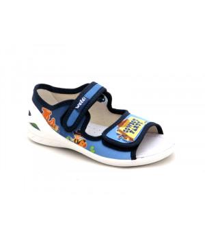 Детские текстильные босоножки WALDI 360-092 (23-30р.)