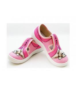 Детские тапочки для девочки WALDI 360-187 (24-30р.)