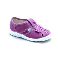 Дитячі тапочки  WALDI для дівчинки 242-550 (21-27р.)