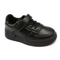 Чорні кросівки для дітей Apawwa GC13-1 BLACK   (32-37р.)