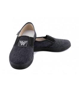 Текстильні мокасини для хлопчиків  WALDI 224-495-2 (30-36р.)