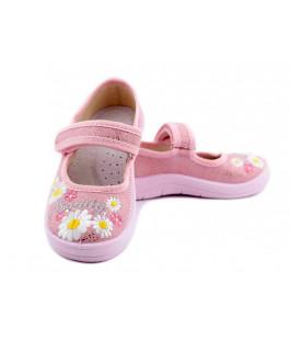 Дитячі тапочки  WALDI для дівчинки 279-748 (24-30р.)