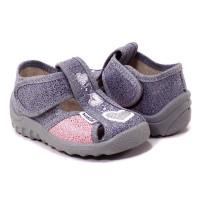 Детские тапочки для девочки WALDI 279-501 (21-27р.)