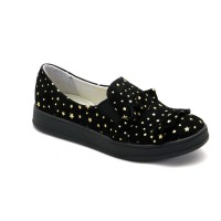 Стильные школьные туфли для девочки BRAVI 022041  (31-36р.)