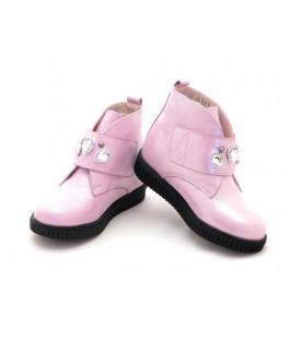 Стильні демісезонні черевики для дівчинки BRAVI 012027 (27-30р.)
