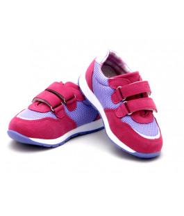 Кроссовки для девочек CliBee K309 peach (20-25р.)