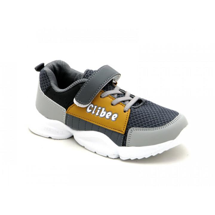 Купить кроссовки для мальчика CliBee K315 grey