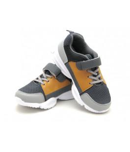 Кроссовки для мальчика CliBee K315 grey (32-37р.)
