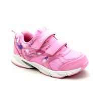 Кросівки для дівчинки CliBee K770 Pink (32-37р.)