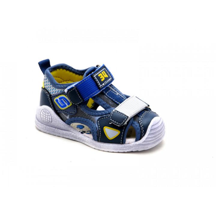 Купить босоножки детские для мальчика CliBee Z632