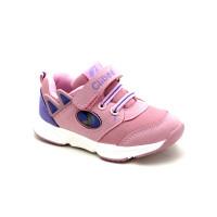 Кроссовки для девочек CliBee F802 pink (21-26р.)