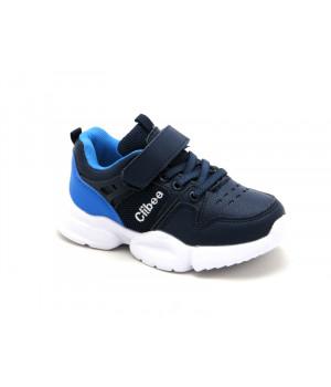 Кросівки для хлопчика CliBee F818 blue  (26-31р.)