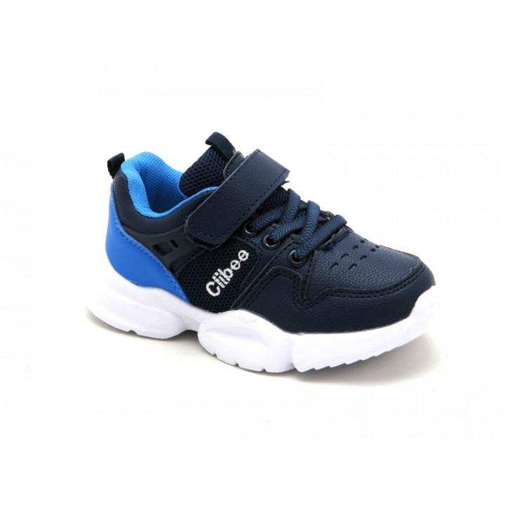 Купить кроссовки для мальчика CliBee F818 blue