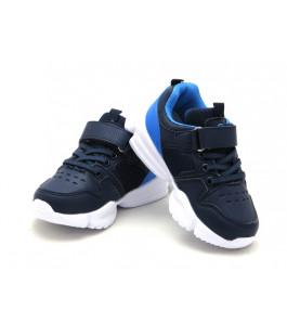Кроссовки для мальчика CliBee F818 blue (26-31р.)