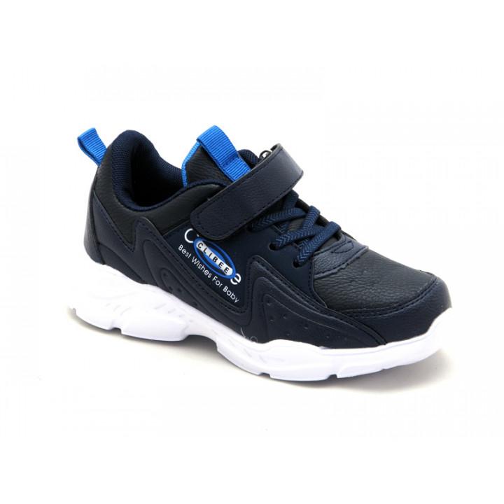 Купить кроссовки для мальчика CliBee L-9 blue