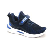 Кроссовки для мальчика CliBee F867 blue (32-37р.)