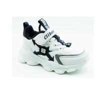Кросівки для дитини CliBee L-60 white  (26-31р.)