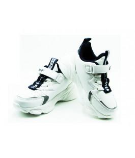 Кроссовки для детей CliBee L-60 white (26-31р.)