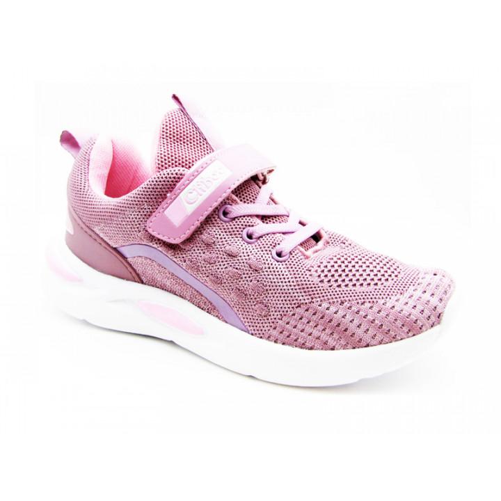 Купить кроссовки для девочек CliBee F867 Pink