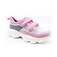 Кроссовки для девочек CliBee L-52 Pink (32-37р.)