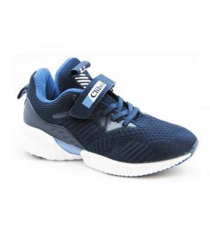 Кросівки для хлопчика CliBee F868 blue (32-37р.)