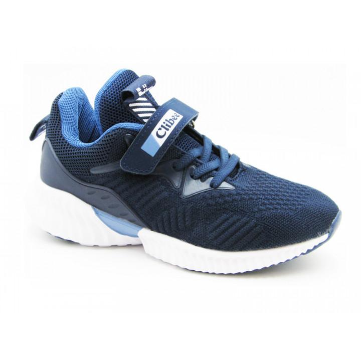 Купить кроссовки для мальчика CliBee F868 blue