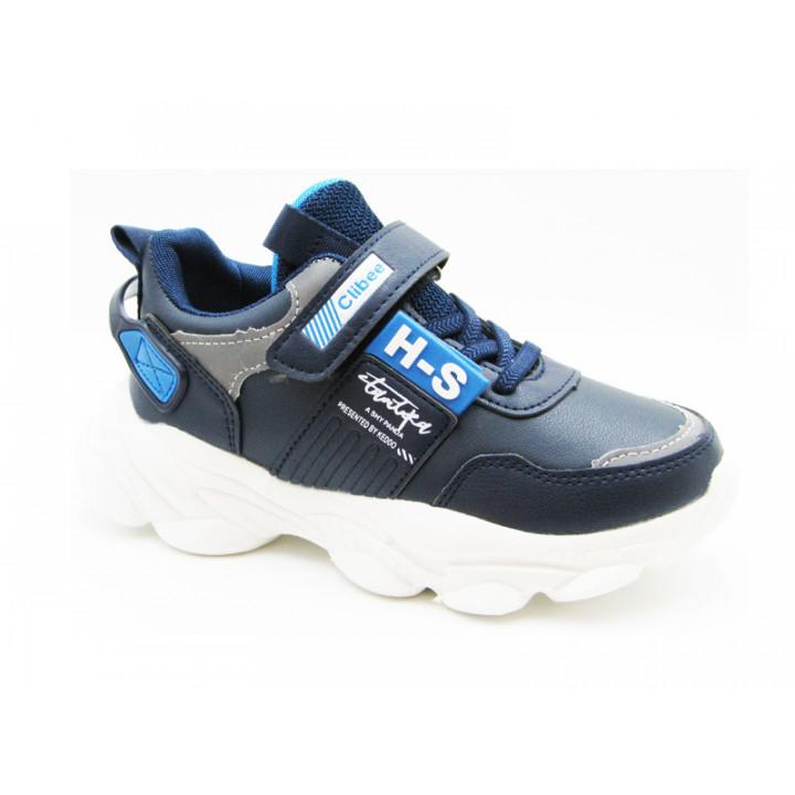 Купити дитячі кросівки на хлопчика CliBee L-24 blue