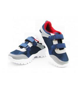 Кросівки для хлопчика CliBee L-57 grey (32-37р.)