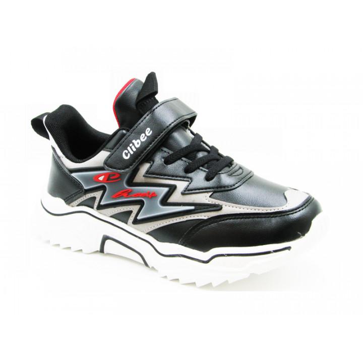 Купить кроссовки для мальчика CliBee L-70 black