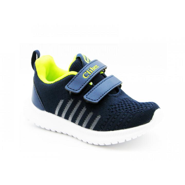Купити дитячі кросівки на хлопчика CliBee L-15 blue-green