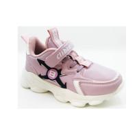 Кросівки для дівчинки CliBee L-60 pink  (26-31р.)