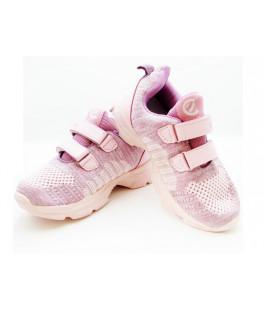 Кроссовки для девочки CliBee L-16 pink (26-31р.)