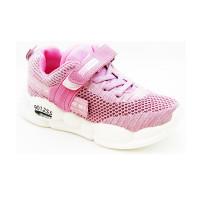 Кроссовки для девочки CliBee L-22 pink (26-31р.)