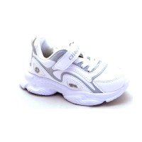 Кроссовки для девочки CliBee L-191 white (27-32р.)