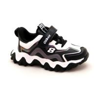Кроссовки для мальчика CliBee L-180 black (32-37р.)