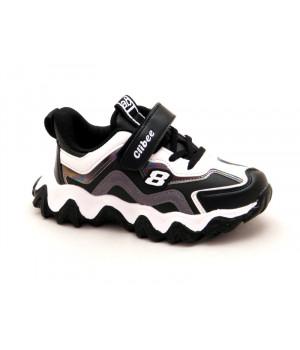 Кросівки для хлопчика CliBee L-180 black (32-37р.)