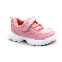 Кросівки для дитини CliBee F929 pink  (21-26р.)
