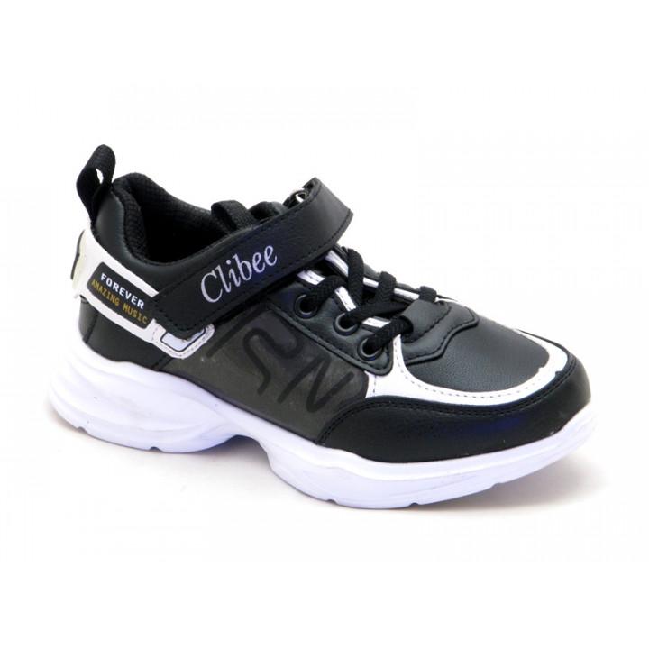 Купить кроссовки для ребенка CliBee L-158 black