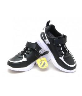 Кросівки для дитини CliBee L-158 black  (31-36р.)
