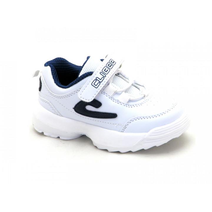 Купить кроссовки для ребенка CliBee F929 white