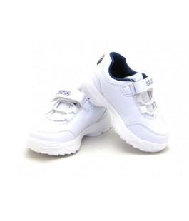 Кросівки для дитини CliBee F929 white  (21-26р.)
