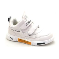 Кроссовки для детей CliBee L-99 white (27-32р.)