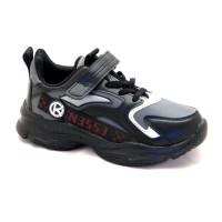 Кроссовки для мальчика CliBee L-159A black (32-37р.)