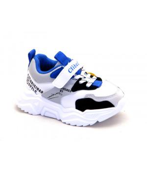 Кросівки для дитини CliBee L193 white  (21-26р.)