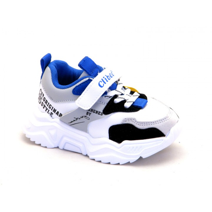 Купить кроссовки для ребенка CliBee L193 white